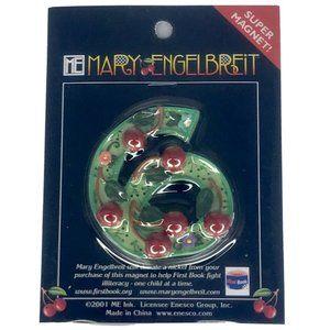 Enesco Mary Engelbreit Number 6 Six Super Magnet